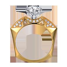 雅典娜女士戒指