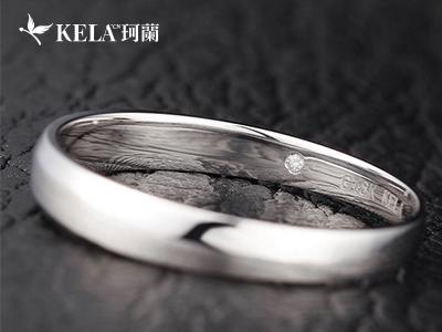 男士戒指的大小_正常男士戒指尺寸|珂兰戒指