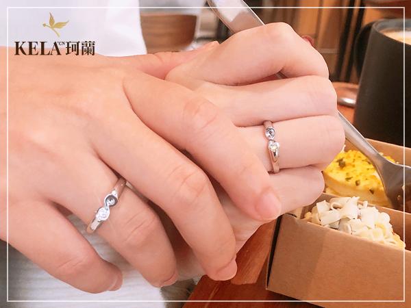 结婚戒指一般买什么金