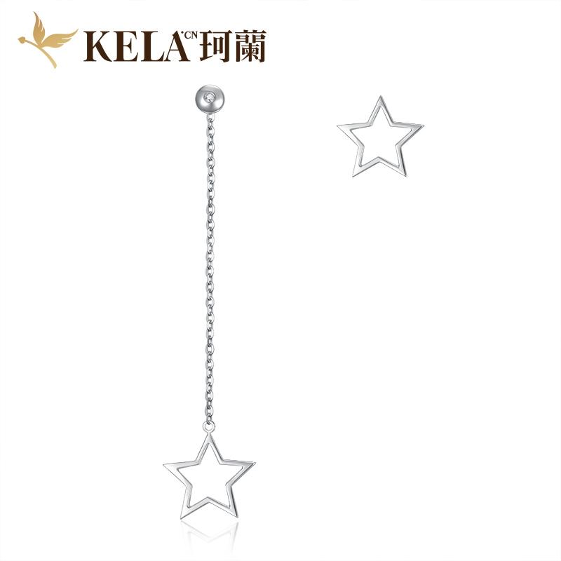 星漾 18K金钻石耳饰-《凉生》系列 剧中同款