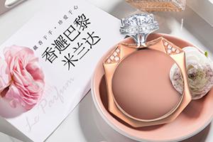 香邂巴黎钻石戒指的寓意