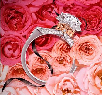 香邂巴黎-阿黛尔求婚戒指